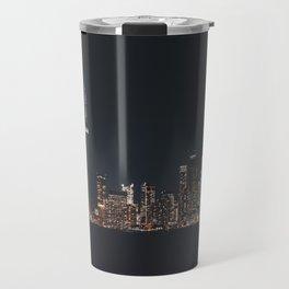 Silver Toronto Travel Mug