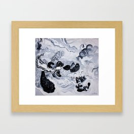 Panda Inception Framed Art Print