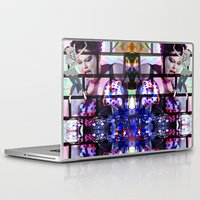 beth hoeckel Laptop & iPad Skins featuring BETH DITTO by Riot Clothing