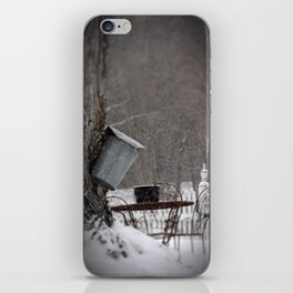 Sugaring 3 - Maple Syrup iPhone Skin