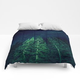 Star Signal - Nature Photography Comforters