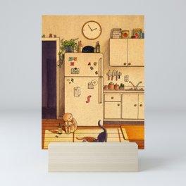 Kitchen Floor Mini Art Print