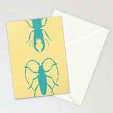 Beetle Grid V2 Stationery Cards