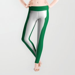 Flag of Nigeria - High Quality image   Leggings