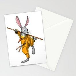 Rabbit Ninja Stationery Cards