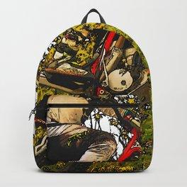 Airtime - Dirt-bike Racer Backpack