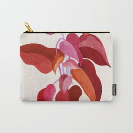 All Grown Up / Tropical Plant Illustration Carry-All Pouch