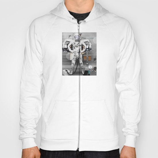 Space Fashion Hoody