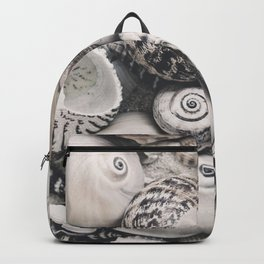 Sea Shell Collection Vintage Style Backpack