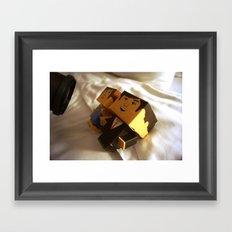 Superstars Photoshoot Framed Art Print
