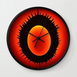 MONSTER EYE Wall Clock