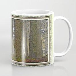 DEEP WOODLAND OF ORCAS ISLAND Coffee Mug