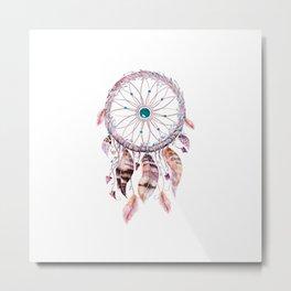 Dreamcatcher 1 Metal Print