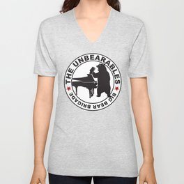 The UnBearables Unisex V-Neck
