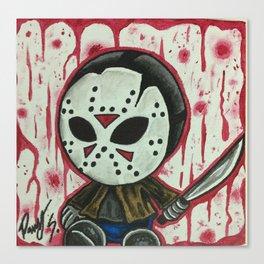 Baby Jason Canvas Print