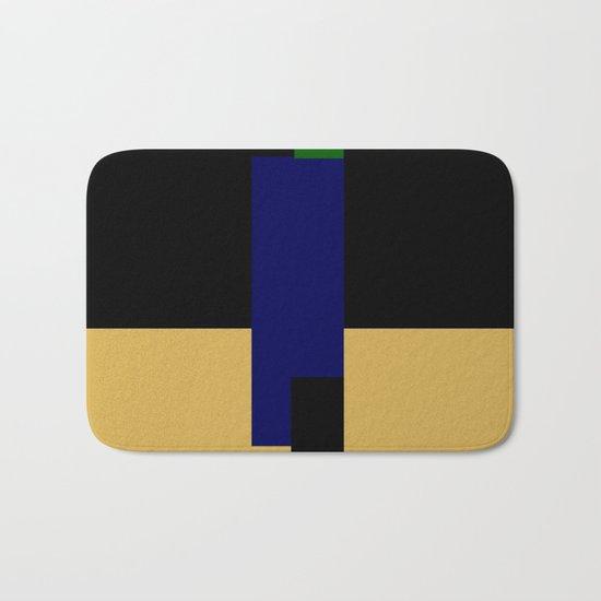 rectangle play Bath Mat