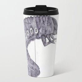 Bettle Larvae Postcard Travel Mug