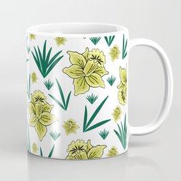 Floral background Coffee Mug