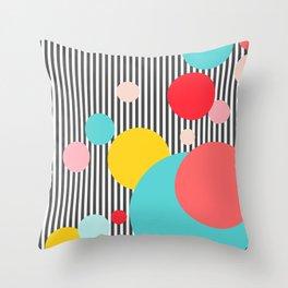 3pm Sweetshop Throw Pillow