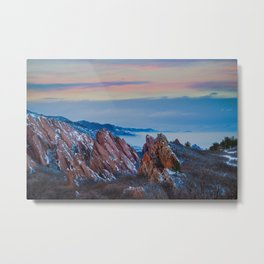 Roxborough Park Metal Print