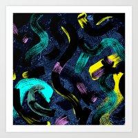 SOLTO Art Print
