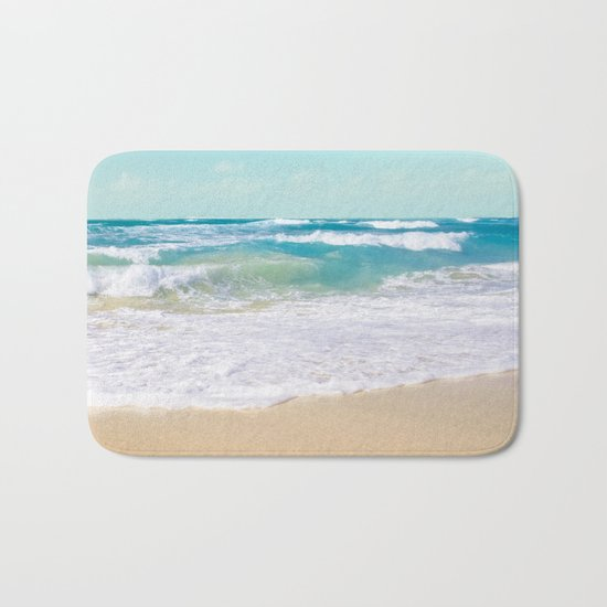 The Ocean Bath Mat