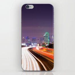 The Road to Dallas iPhone Skin
