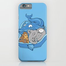 The Blue Whale in the Room Slim Case iPhone 6s