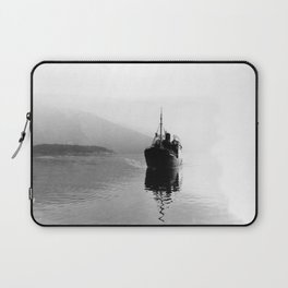 Fjord ship Laptop Sleeve