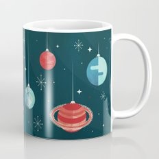 Joy to the Universe (in Teal) Mug