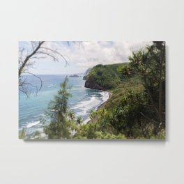 Pololu valley Metal Print