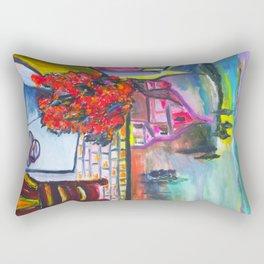 Room With A View  #society6 #decor #buyart Rectangular Pillow