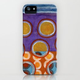 About the Second Reality inside the Bubbles iPhone Case