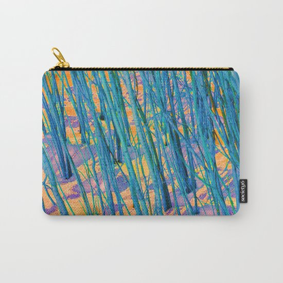The Green Woods Carry-All Pouch