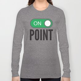 Onpoint (ON Point) Long Sleeve T-shirt