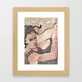 157. Framed Art Print