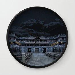 Hue Citadel Wall Clock