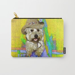West Highland White Terrier - Ready To Go? Carry-All Pouch