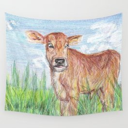 Greener Pastures Wall Tapestry