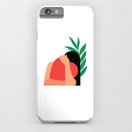 Lovers 1# iPhone Case