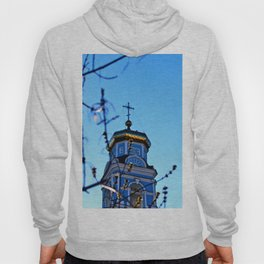 Cupolas, Church of the Ascension, Russia Hoody