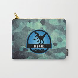 Velociraptor Squad: Blue Team Carry-All Pouch