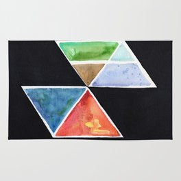 The Elements Rug