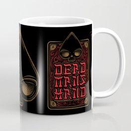 Dead Mans Hand Coffee Mug