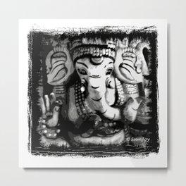 Ganesha (1) Metal Print