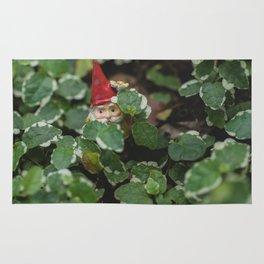 Peek-a-boo Gnome Rug