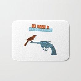 To Kill a mocking bird Bath Mat