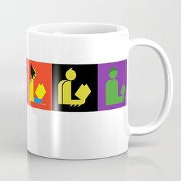 Readers Assemble vol. 1 Coffee Mug