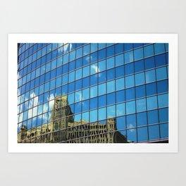 'Windows' Art Print