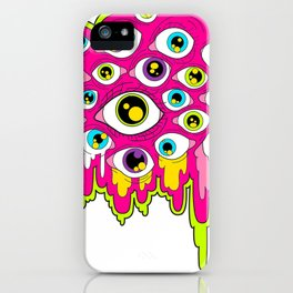 Ps-eye-chedelic iPhone Case
